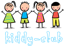 Логотип Kiddy-club